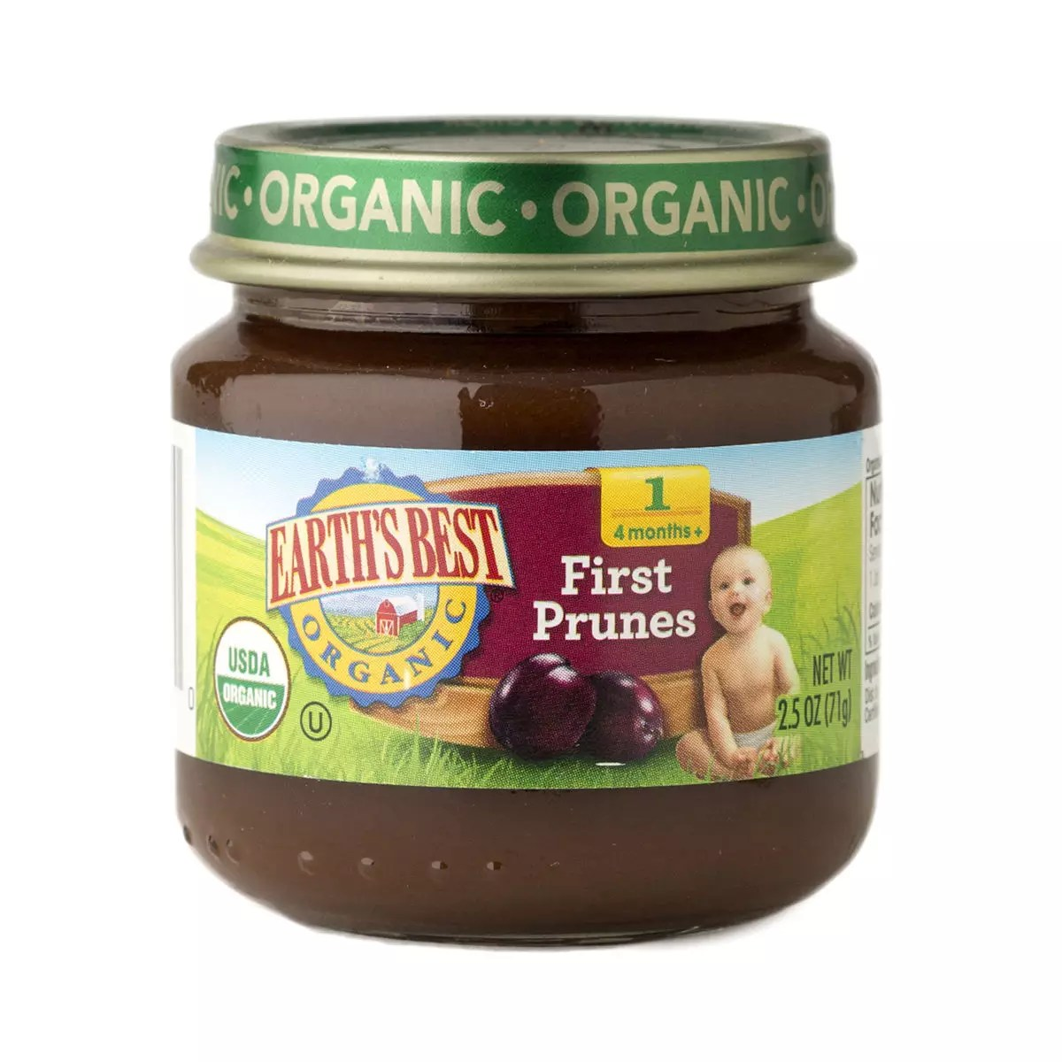12 pack 1st Food Prunes Baby Food by Earth's Best - Thrive ...