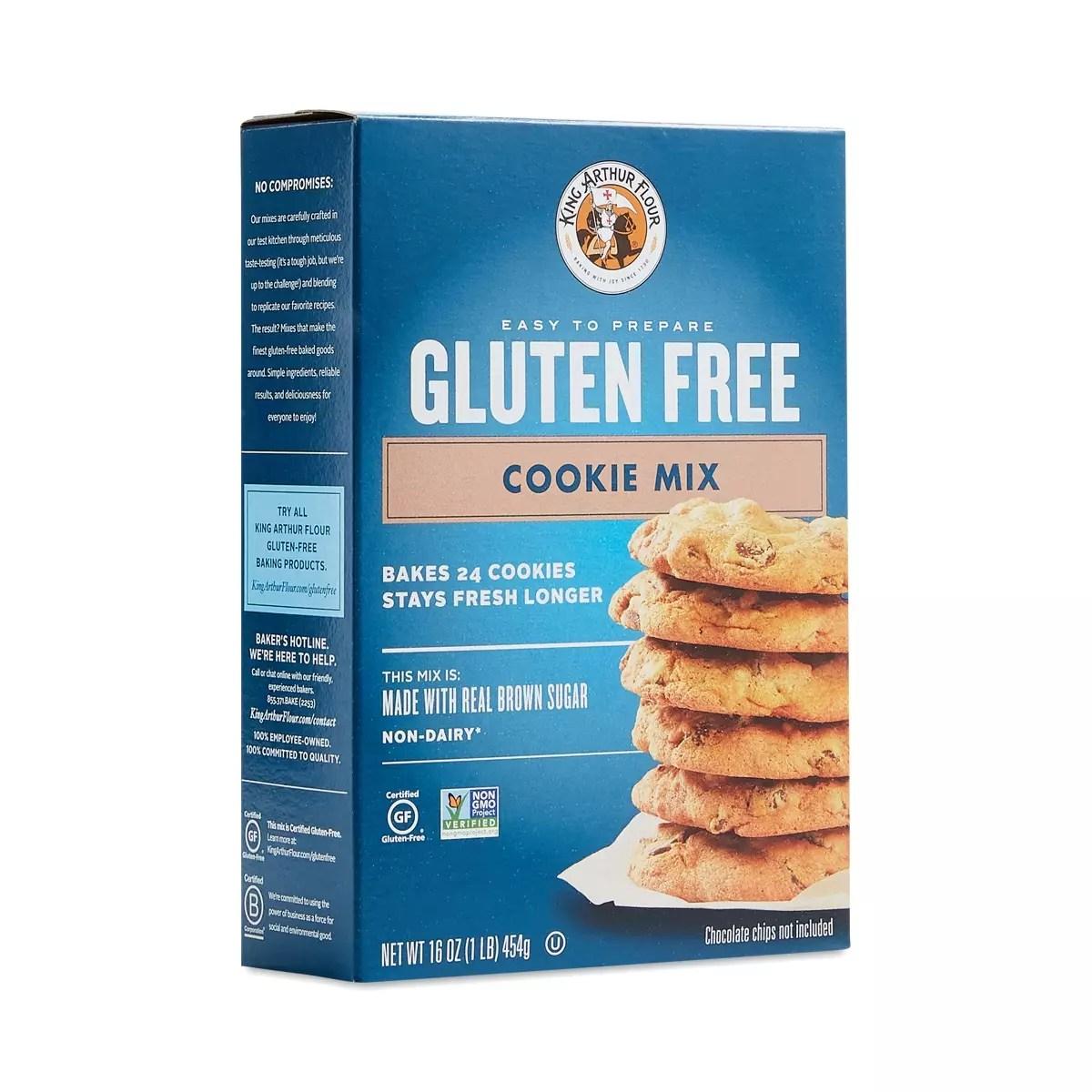 Gluten Free Cookie Mix by King Arthur Flour Thrive Market