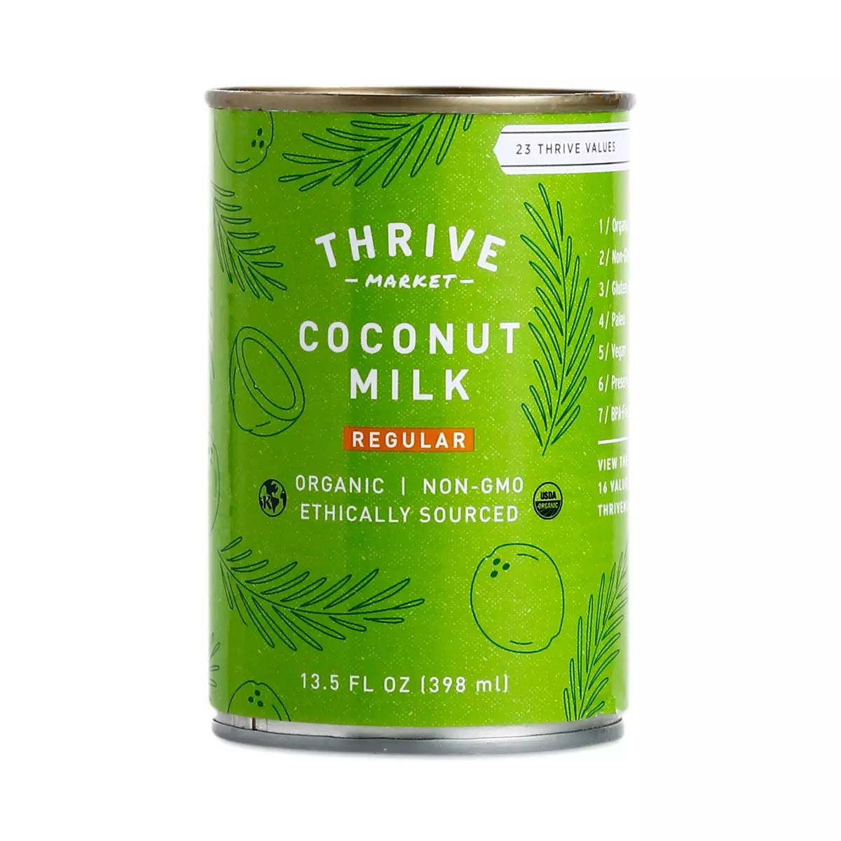 Organic Regular Coconut Milk