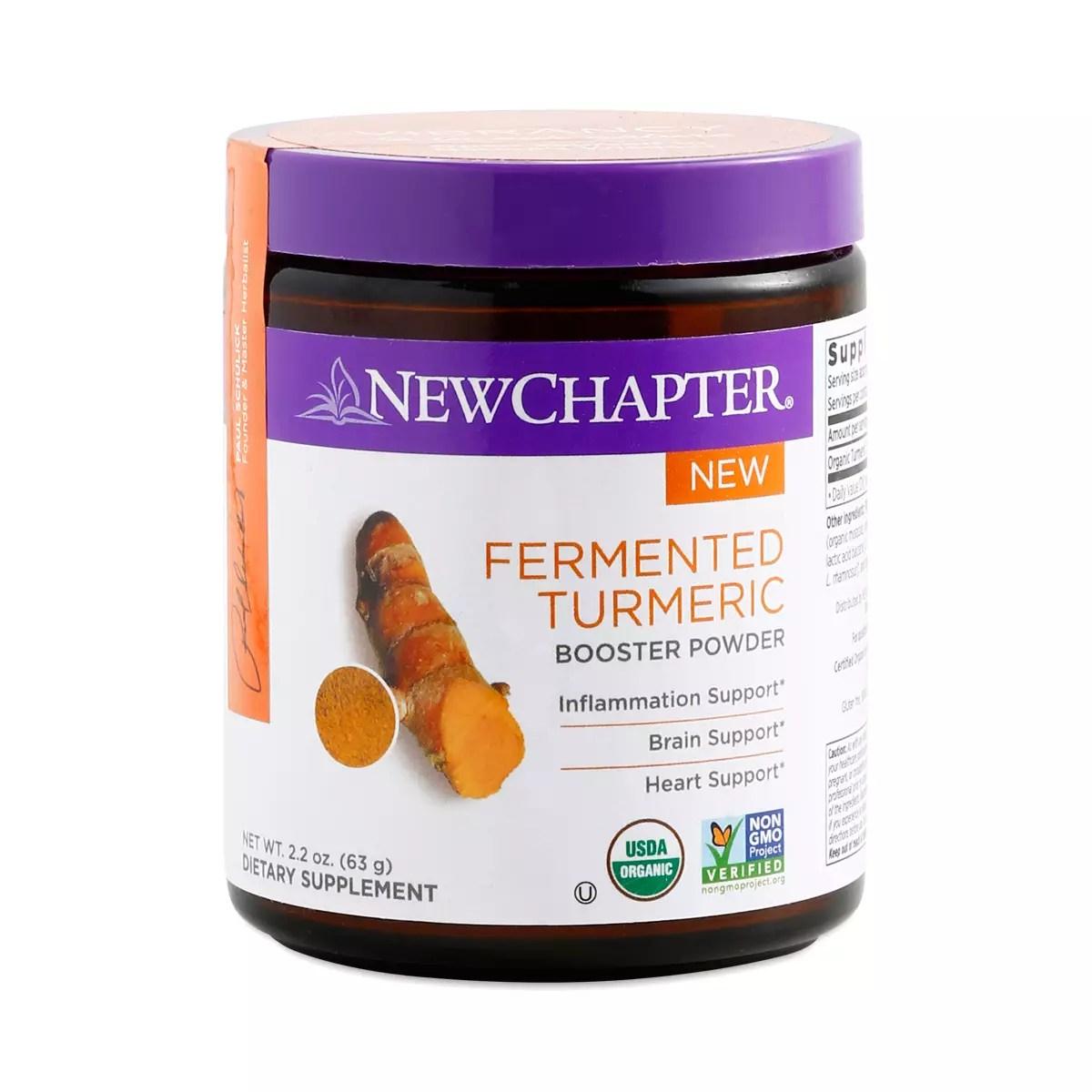 Fermented Turmeric Booster Powder