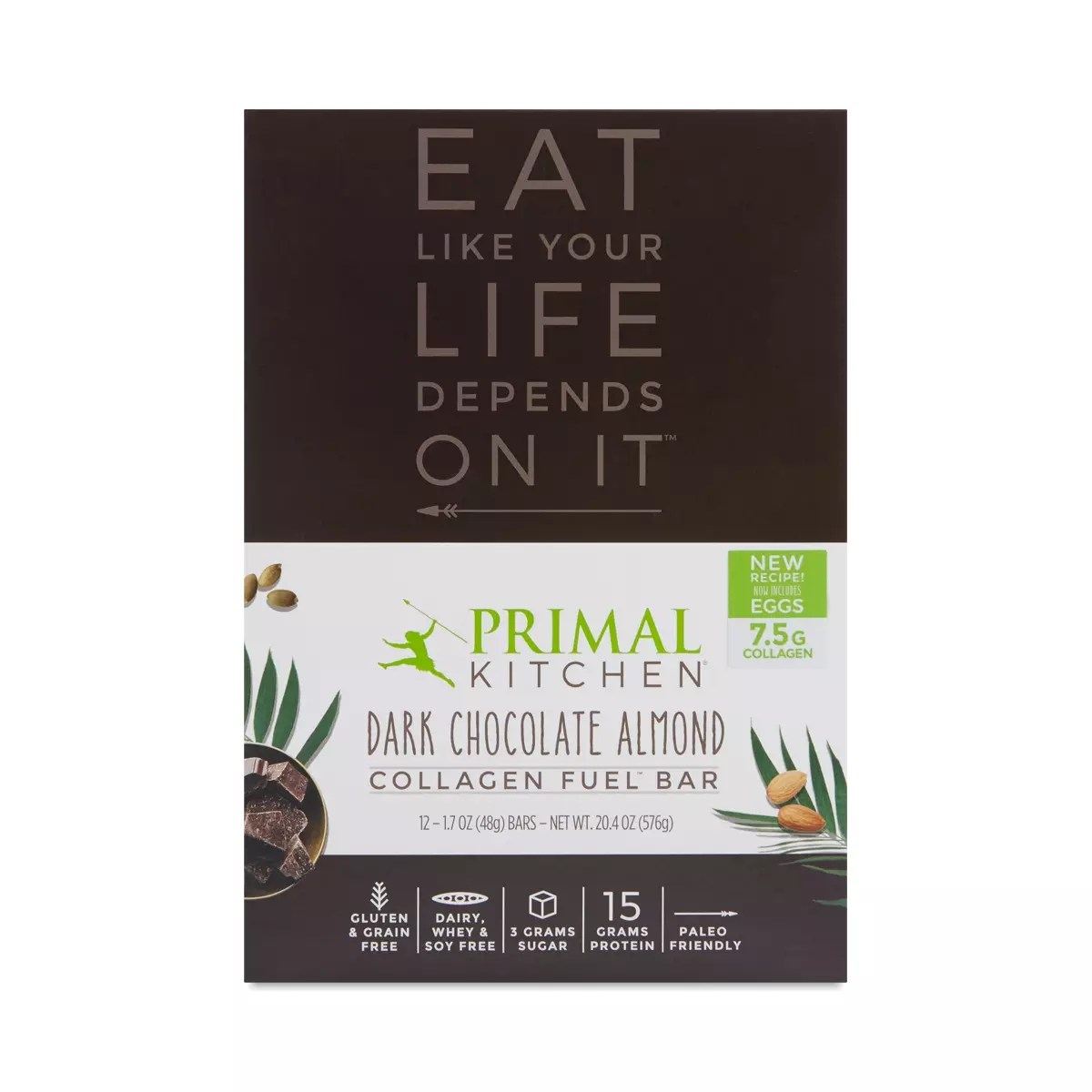 primal kitchen bars buy old cabinets dark chocolate almond thrive market