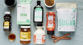 Bye-Bye, Sugar! Make Room in Your Pantry for These Organic Sweeteners
