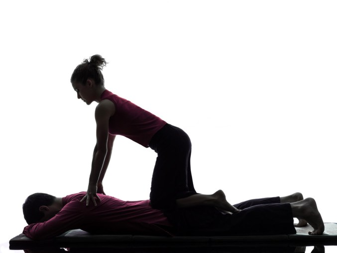 Философия тайского массажа
