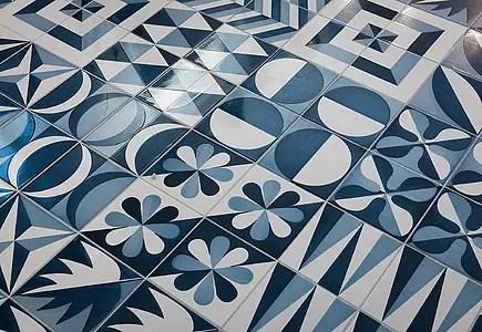 Majolika Blu Ponti von Francesco De Maio TileExpert