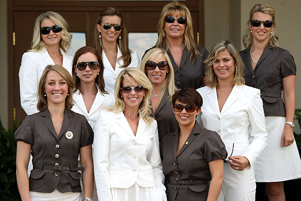 Wives, Ryder Cup