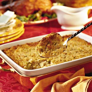 Cornbread Dressing from Southern Living
