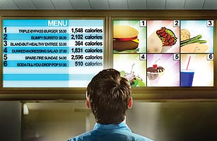Fast Food: Would You Like 1,000 Calories with That?