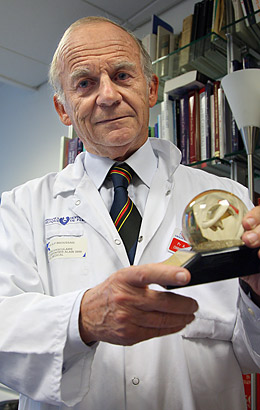 Dr Alain Carpentier  The 2009 TIME 100 Finalists  TIME