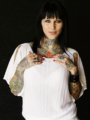 Jesse James Cheats on Sandra Bullock with Tattooed Lady  The Top 10 Everything of 2010  TIME