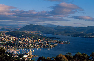 Five Reasons To Visit Hobart TIME