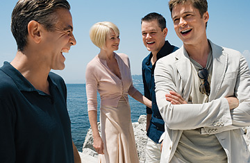 The five named oceans of the world are the atlantic, pacific, indian, arctic and southern oceans. Ocean S Thirteen The Interview Time