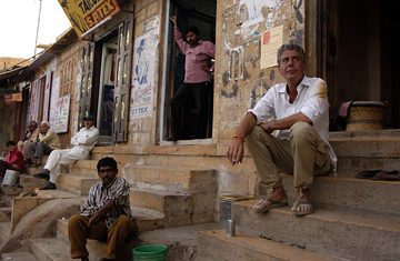 10 Questions for Anthony Bourdain
