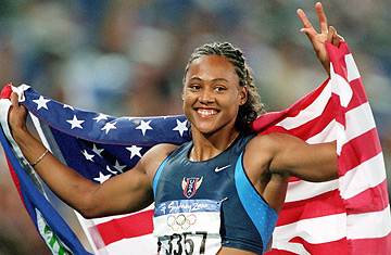 Feeling Betrayed by Marion Jones