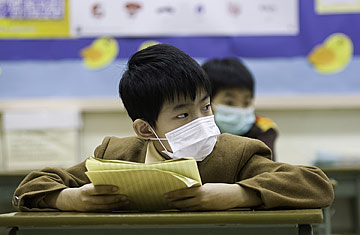 The Hong Kong Flu Scare of 08