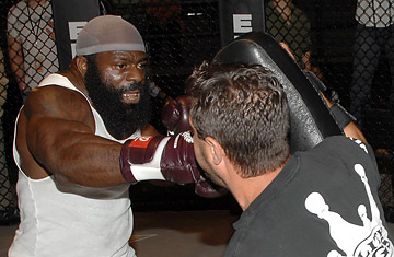 Kimbo Slice Gets His PrimeTime Shot  TIME