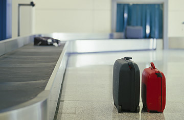Baghdad Bag Claim A Happy Tale of Lost Luggage  TIME