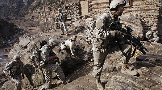 Obamas Yes-We-Can War: 17,000 More Troops to Afghanistan