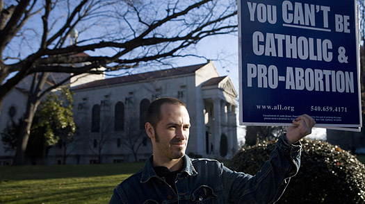 The Catholic Crusade Against a Mythical Abortion Bill
