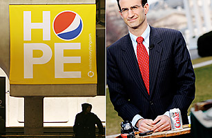 The Obama Teams Drink of Choice? Coke, Not Pepsi
