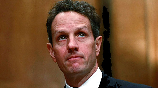Geithner Faces Questions as He Prepares to Roll Out Toxic-Asset Plan