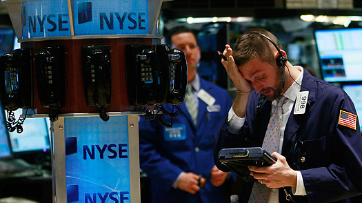 Why the Stock Market Keeps Plummeting
