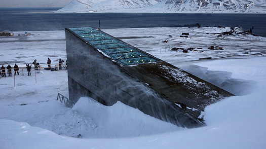 The Planets Ultimate Backup Plan: Svalbard