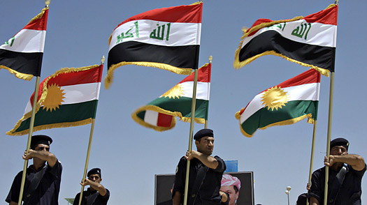 Arab-Kurd Tensions Could Threaten Iraqs Peace
