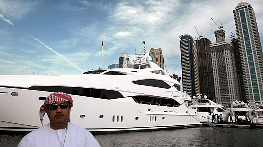 Dumping on Dubai: Have Hard Times Hit the Emirates?