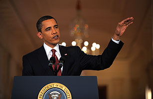 President Obamas Persistent Press Conference: Message Accomplished