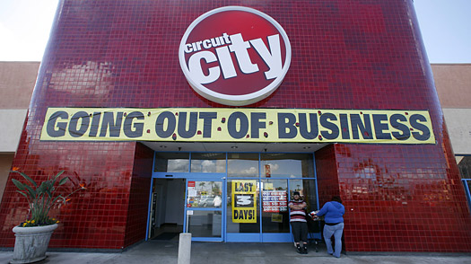 Looking Again at the Fate of the Retail Industry