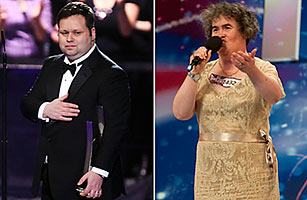 Susan Boyle and Paul Potts: Not Quite Out of Nowhere