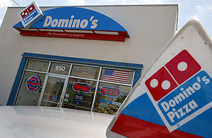 5 Steps for Dominos Digital Defense