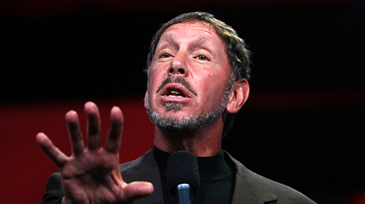 Thinking Like Apple, Oracle Takes Sun