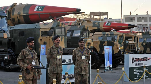 Does Pakistans Taliban Surge Raise a Nuclear Threat?