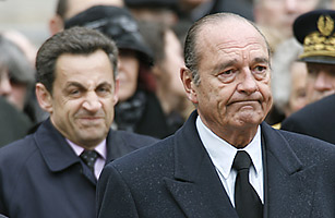 Mon Dieu! Chirac More Popular Than Sarkozy