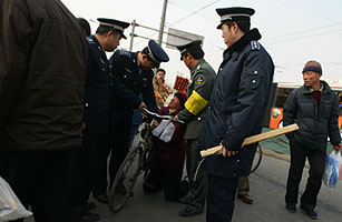 Above the Law? Chinas Bully Law-Enforcement Officers