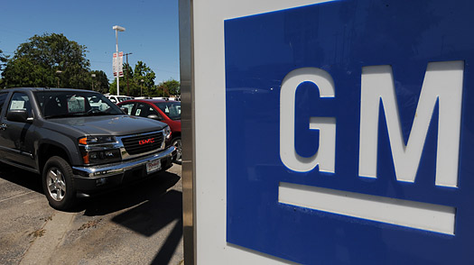 GM Cuts Deals and Sheds Dealers As Bankruptcy Draws Near