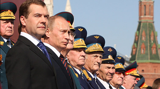 Ready for a Fight: Russias New Security Policy