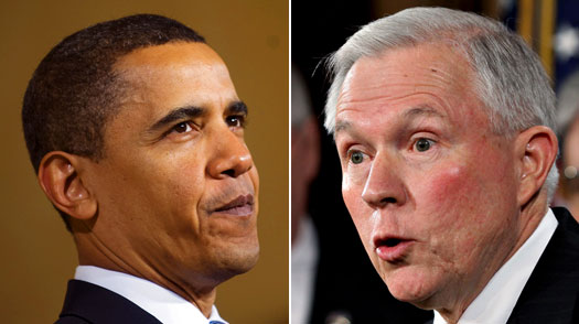 Sessions Could Make Obamas Supreme Court Fight Tougher