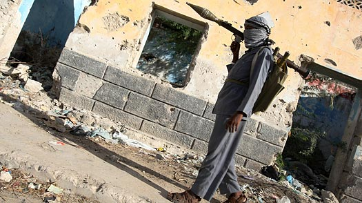In Somalia, Another Government Teetering?