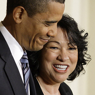 Judge Sonia Sotomayor Headed for Easy Supreme Court Nomination