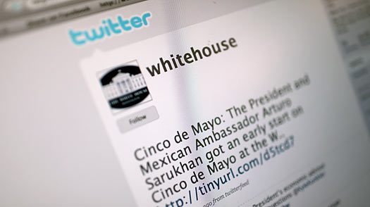 Twittering in Obamaland: The Social-Network Administration