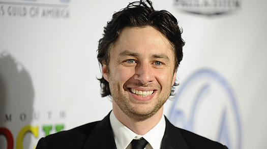 Zach Braff: Bye to Scrubs...For Now