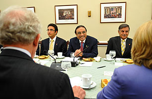 Zardari in Washington: Hard Questions for Pakistans Leader