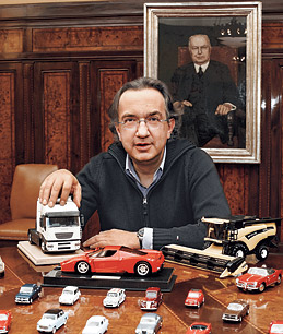 Chryslers New Boss: Sergio Marchionne