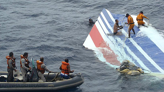 Air France Flight 447: Can the Crash Be Solved Without the Black Box?