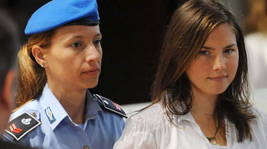 How Strong is the Evidence Against Amanda Knox?