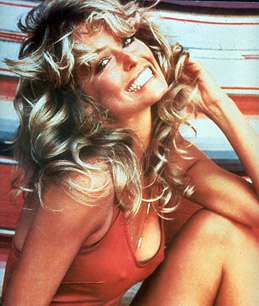 Behind the Picture of Farrah Fawcett That Made her an Icon