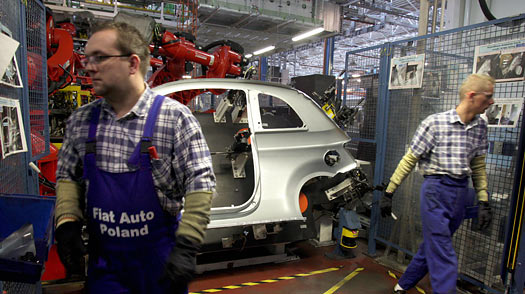 What Fiat Could Do for Chrysler (and Vice Versa)