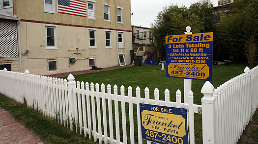 New York Home Prices Forecast to Drop 40%